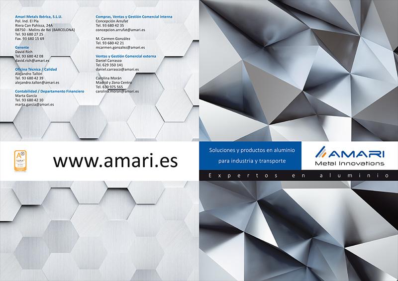 Catálogo Amari